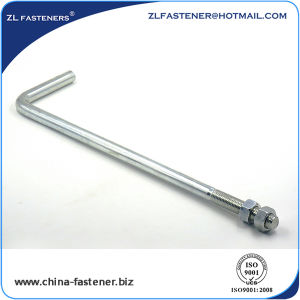 L Shaped Anchor Bolt