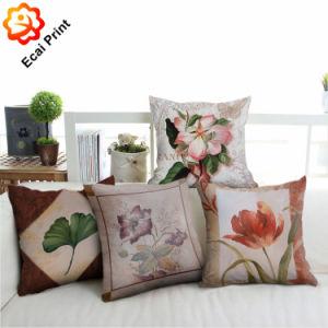 Custom Made Printed Throw Pillow Cover Design