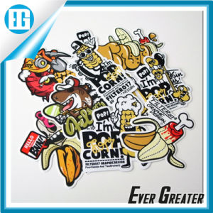Waterproof Die Cut Vinyl Sticker Printing with ISO/Ts16949 Certified pictures & photos