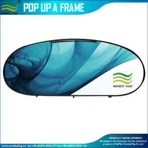 Folding Portable Pop up Banner Display (M-NF22F06021) pictures & photos