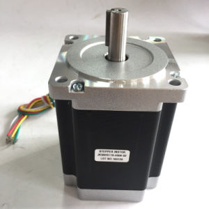 1200 Oz. in NEMA34 Hybrid Stepper Motor with High Torque pictures & photos