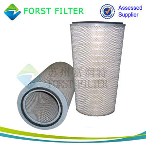 Forst Celloluse Paper Gas Turbine Compressor Air Filter pictures & photos