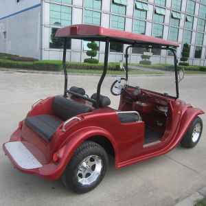 CE Approved 4 Seater Electric Power Classic Touring Car (Dn-4D) pictures & photos