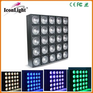 Hot Sale 5*5 Matrix Blinder LED Stage Effect Light pictures & photos
