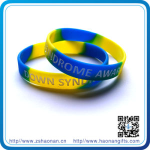 China Multicolor Debossed Rubber Band pictures & photos