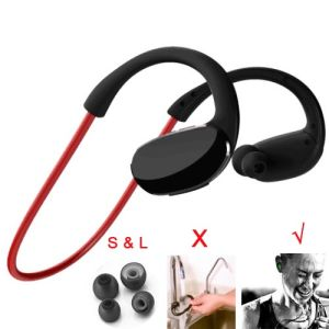 Bluetooth Sweat Proof Mic Stereo Wireless Audio Sport Headphones pictures & photos
