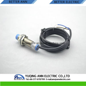 Lm22 Cylinder Type NPN Inductive Proximity Sensor Switch pictures & photos