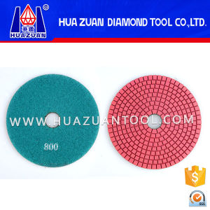 Wet Diamond Polishing Pads 100*20*3mm pictures & photos