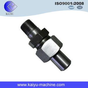 Hydraulic Fittings with Cap Flexible Coupling pictures & photos