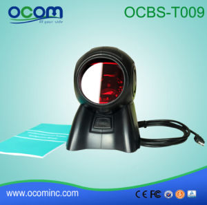 Desktop Omni-Directional Barcode Reader Barcode Scanner for Supermarket pictures & photos