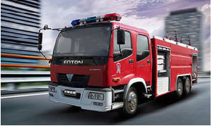 Foton 6X4 Fire Fighting Foam Truck, Fire Fighting Truck Price Low Manufacturer, Fire Fighter Equipment pictures & photos