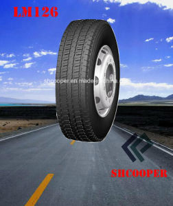 High Quality Long March Tubeless Steer Truck Tyre (126) pictures & photos
