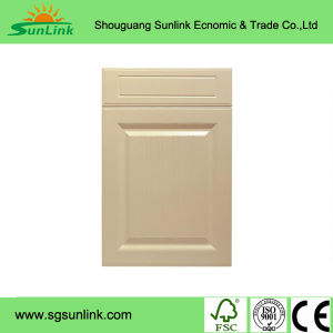 Kitchen Furniture Parts PVC Vacuum Kitchen Cabinet Door pictures & photos