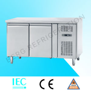 Professional Stainless Steel Luxurious Commercial Undercounter Freezer pictures & photos