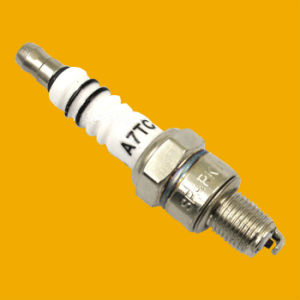 A7tc OEM Good Price Motorcycle Spark Plug pictures & photos