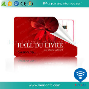 Various Crafts Available Custom Hf 13.56 kHz RFID Membership Card pictures & photos