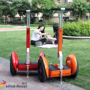 2015 Cheap Electric Mobility Chariot Scooter pictures & photos