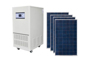 Hot Sale off Grid Solar Power System 600W1kw2kw3kw5kw6kw pictures & photos