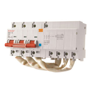 (KNLE1-100 NC-100) Residual Current Circuit Breaker pictures & photos