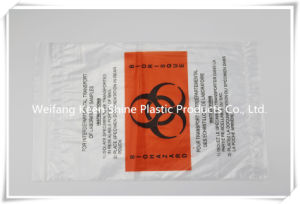 Clear Quality Slider Grip Seal Zip Lock Bags pictures & photos