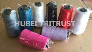 100% Spun Polyester Sewing Thread for Garments (60s/3) pictures & photos