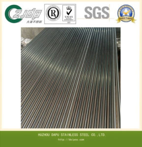 ASTM A312 304 Stainless Steel Pipe China Manufacturer pictures & photos