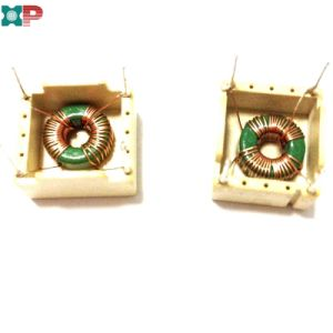 0.2A Horizantal Type Common Mode Choke Coil Power Inductor pictures & photos