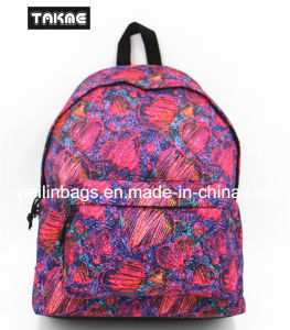 Fashion Printing School Bag for Teenagers (600D) pictures & photos
