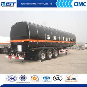 27m3 Bitumen Tanker Semi Trailer/Asphalt Tank pictures & photos
