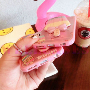 Korean 3D Colorful Ice Cream Mobile Phone Case for iPhone 6/6plus pictures & photos