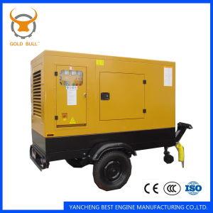 Trailer/Mobile Diesel Generator Set pictures & photos