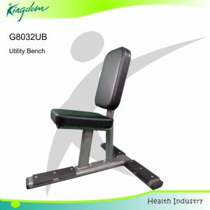 New Design Gym Equipment Utility Bench pictures & photos