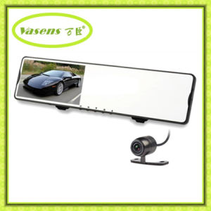 Rearview Mirror Car DVR with Real 1080P pictures & photos