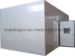 Supermarket Display Cold Room with Glass Door pictures & photos