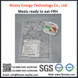New Style 30g Flameless Ration Heater Warm Sealed Food pictures & photos