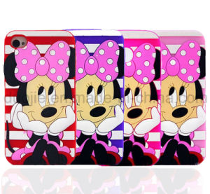 Minnie Silicone Cases for Samsung J7prime J5prime Oppo A35 A37 A59 Mobile Phone Accessories (XSD-005) pictures & photos