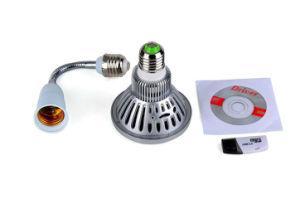 H264 WiFi Light Bulb Camera Bulb Light Camera Socket Mini Light Mobile View WiFi DVR P2p IP Camera pictures & photos