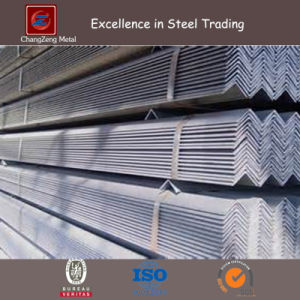 Prime Mild Steel Angle Steel Bar for Structural (CZ-A65) pictures & photos