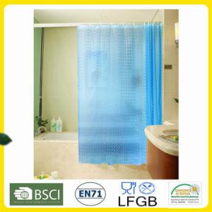 EVA, PVC Shower Curtain Factory Wholesale pictures & photos