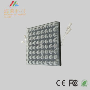 90-250V AC LED Digital Smart RGB Square DOT Matrix Pixel Panel Light pictures & photos