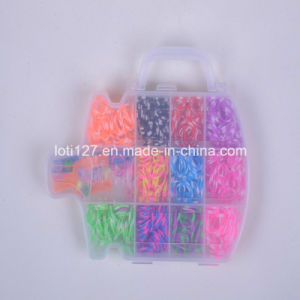 Violin Modelling, Rainbow Weaving Machine, 6 Kinds of Color, Baby Toys, Fashion Toys, Rubber Band pictures & photos