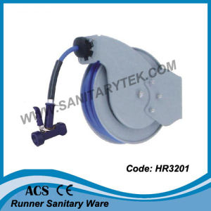 Wall Mounted Enclosed Retractable Hose Reel (HR3201) pictures & photos
