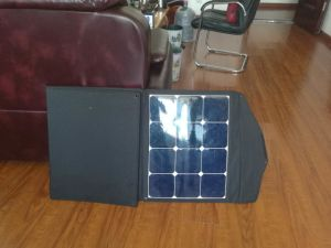 115W Sunpower Foldable Solar Panel Charger for Motorhome pictures & photos