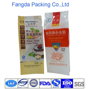 High Grade Side Gusset Sealed Wheat Flour Pouch