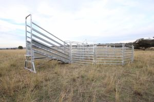 Steel Cattle Panel / Horse Corral Panel / Livestock Panel pictures & photos