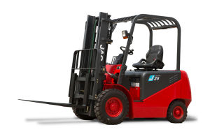 2.5ton Electric Forklift Truck DC Power pictures & photos