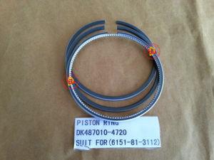 Komatsu Wheel Loader Spare Parts, Piston Ring (DK487010-4720) pictures & photos