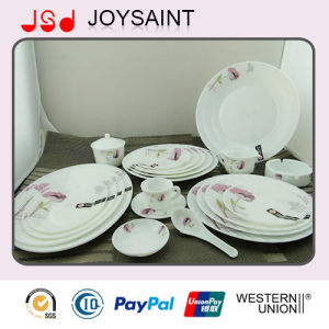 Cheapest Hot Selling Opal Glassware Dinnerware Set pictures & photos