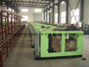 Factory Sales Trailer Silent Soundproof Diesel Generator Set pictures & photos