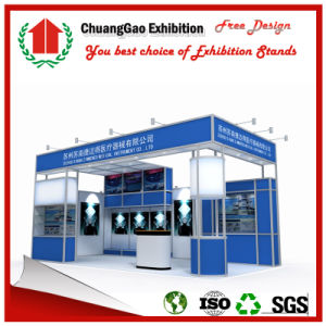 3X4 Standard Exhibition Booth Trade Show Stand Display Stand pictures & photos